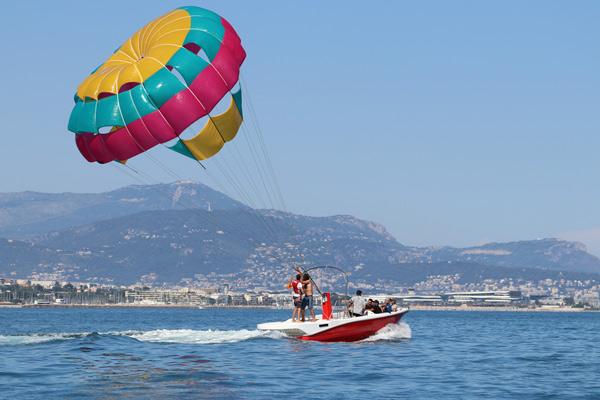 Brevet Professionnel Parachutisme Ascensionnel Nautique & Engins tractés