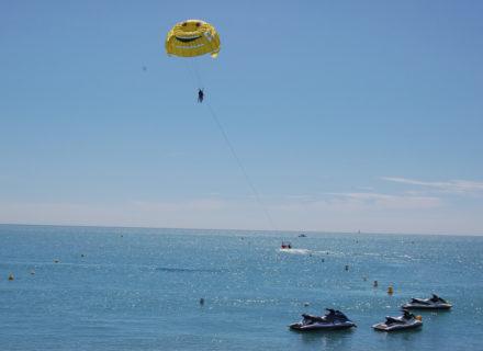 UCC Parachutisme Ascensionnel Nautique